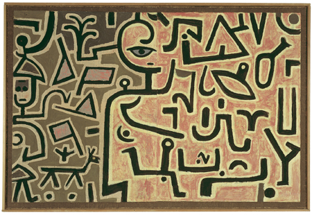 Intention – Paul Klee, 1938